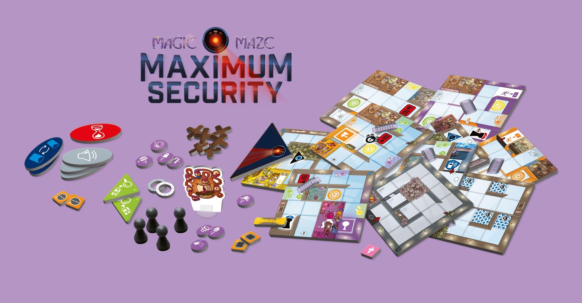 Mise en situation de Maximum Security