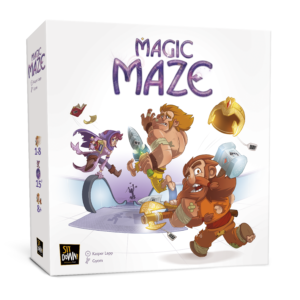 Magic Maze - Box