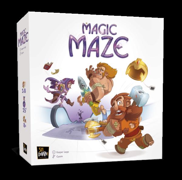 Magic Maze - Box