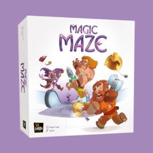 Magic Maze box