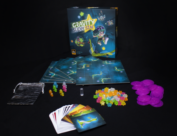 Gravity Superstar - Overview