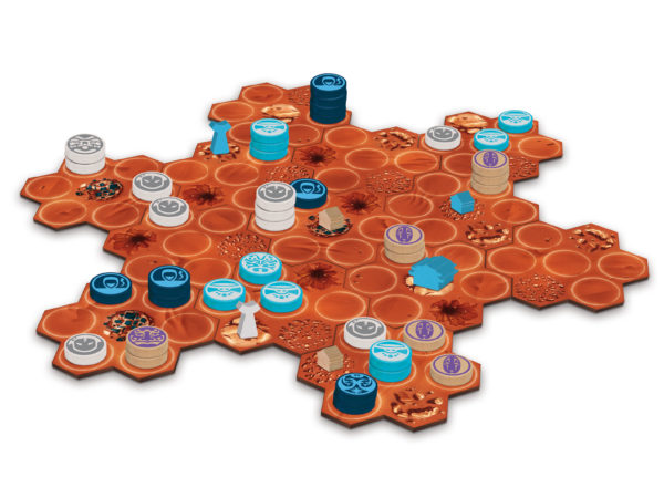 Eko - Game simulation