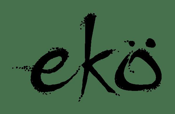 Eko - Logo Black
