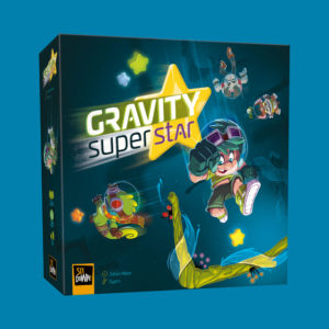 Gravity Superstar box