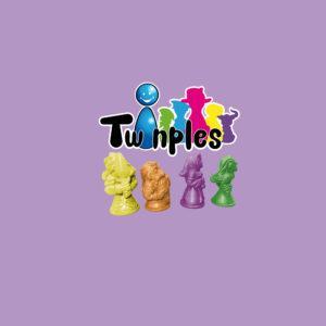 Magic maze - Twinples