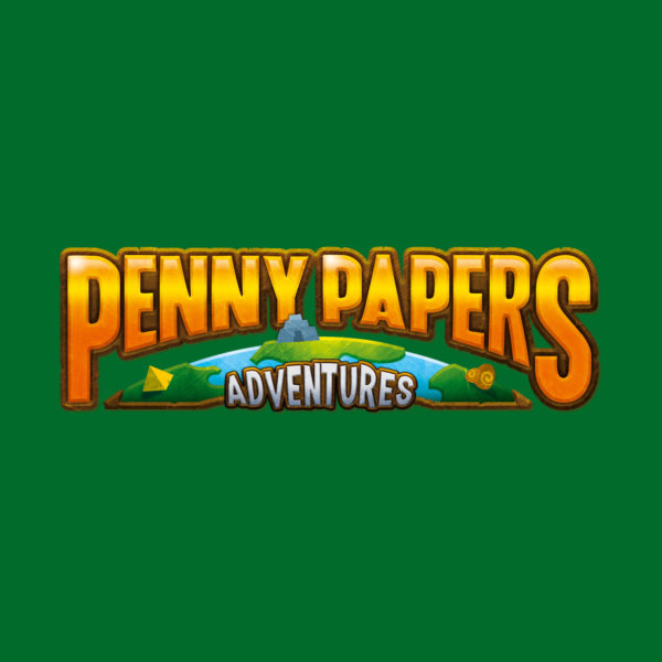 Penny Papers Adventures - Logo