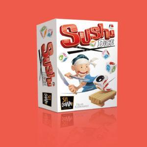 Sushi Dice - Box