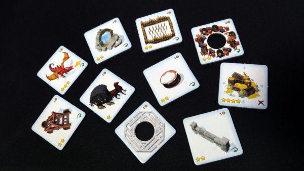 Bad Bones - Cards