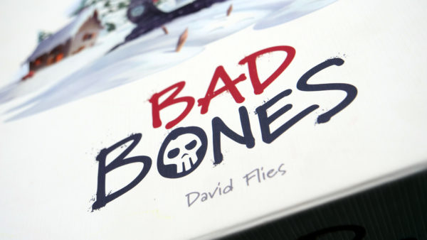 Bad Bones - logo