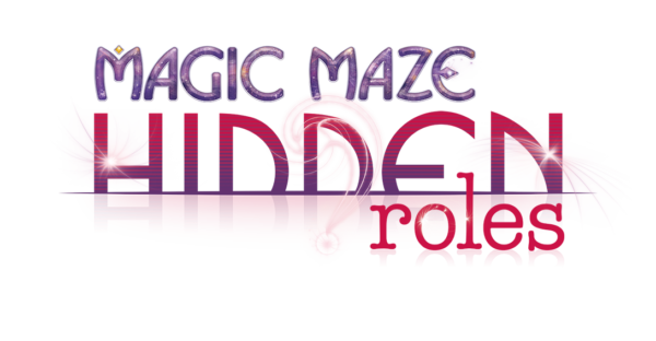 Magic Maze Hidden Roles - Logo