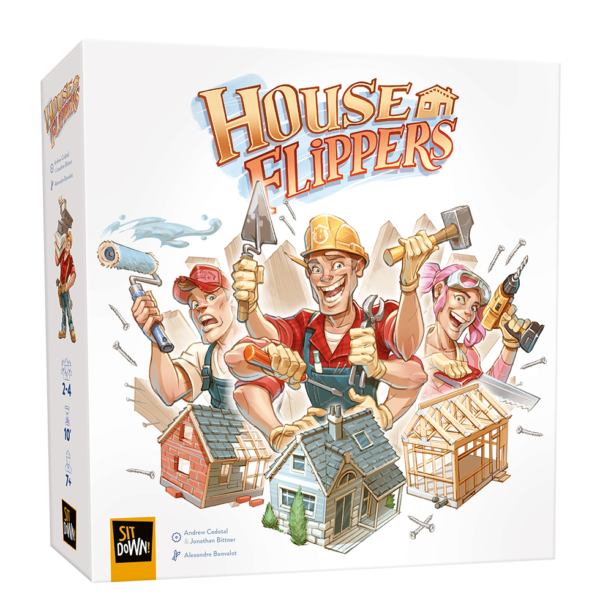 House Flippers - Box