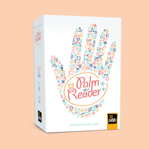 Palm Reader - Front of the box