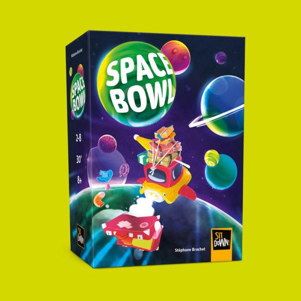 Spacebowl - Box