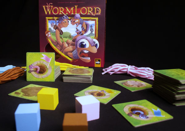 Wormlord - Overview