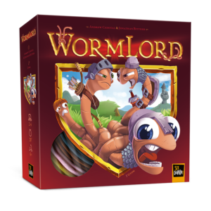 Wormlord - Box