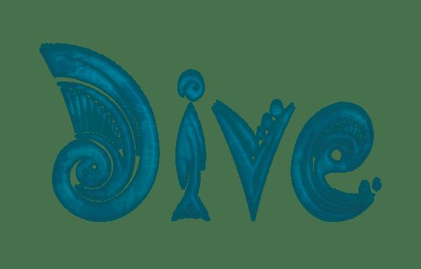 Dive - Logo