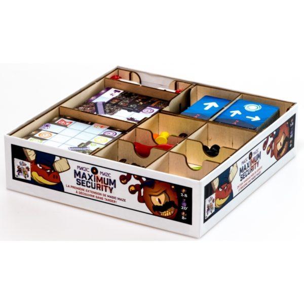 Magic Maze - Box Organizer