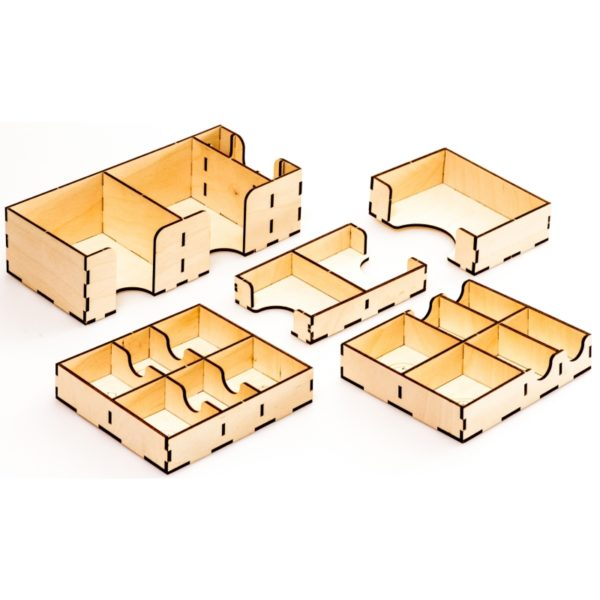 Magic Maze - Box Organizer