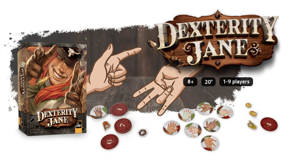 Dexterity Jane Header
