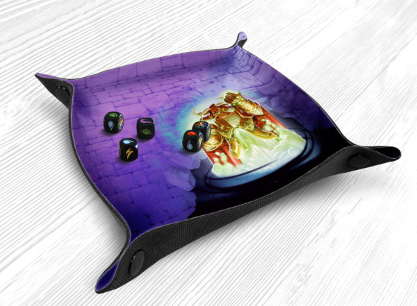 Dice Tray Rush Out!